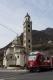 Il Trenino Rosso Basilica Madonna di Tirano