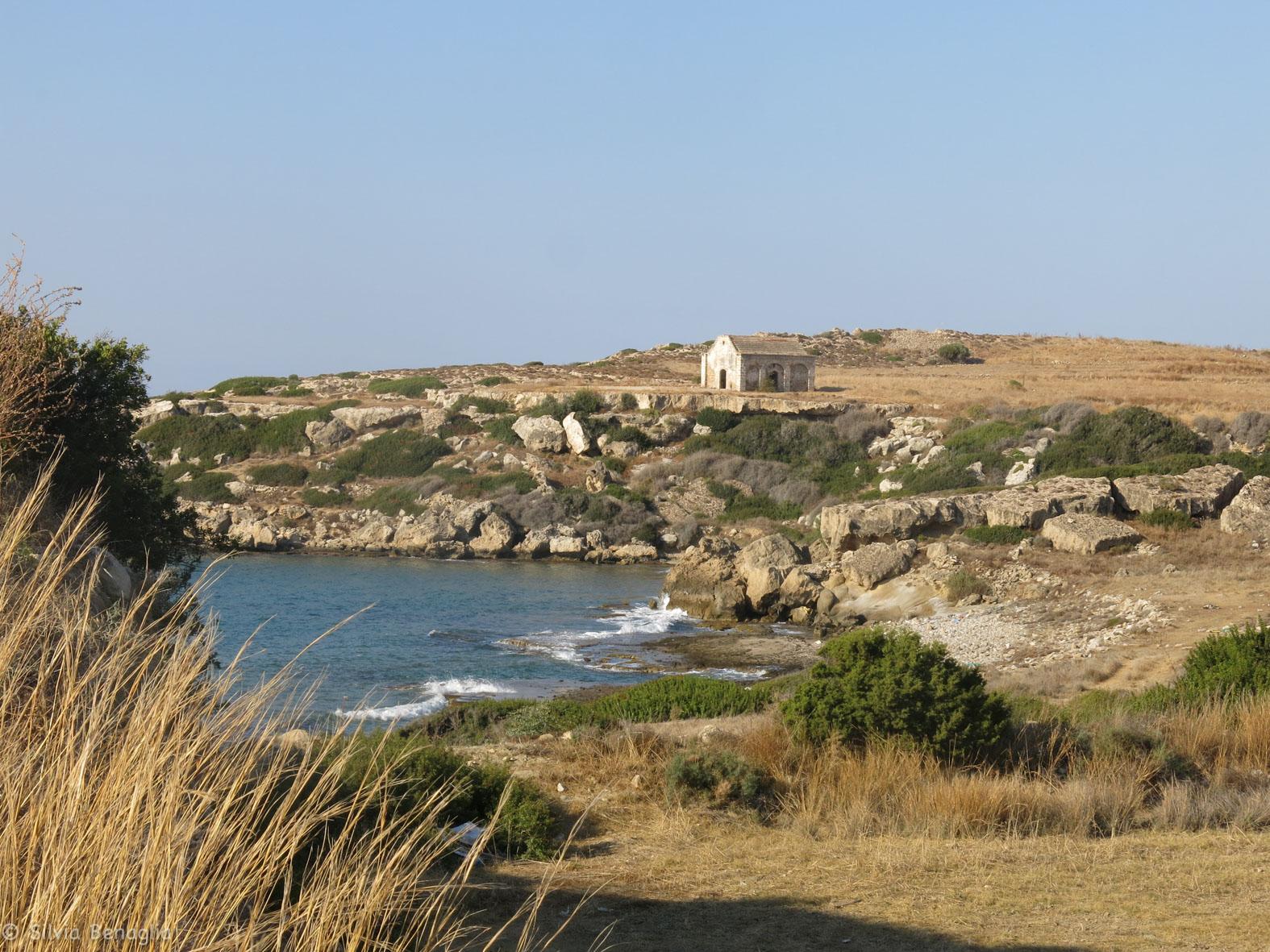 VI tappa, penisola di Karpaz