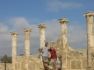 Pafos parco archeologico Siamo Arrivati