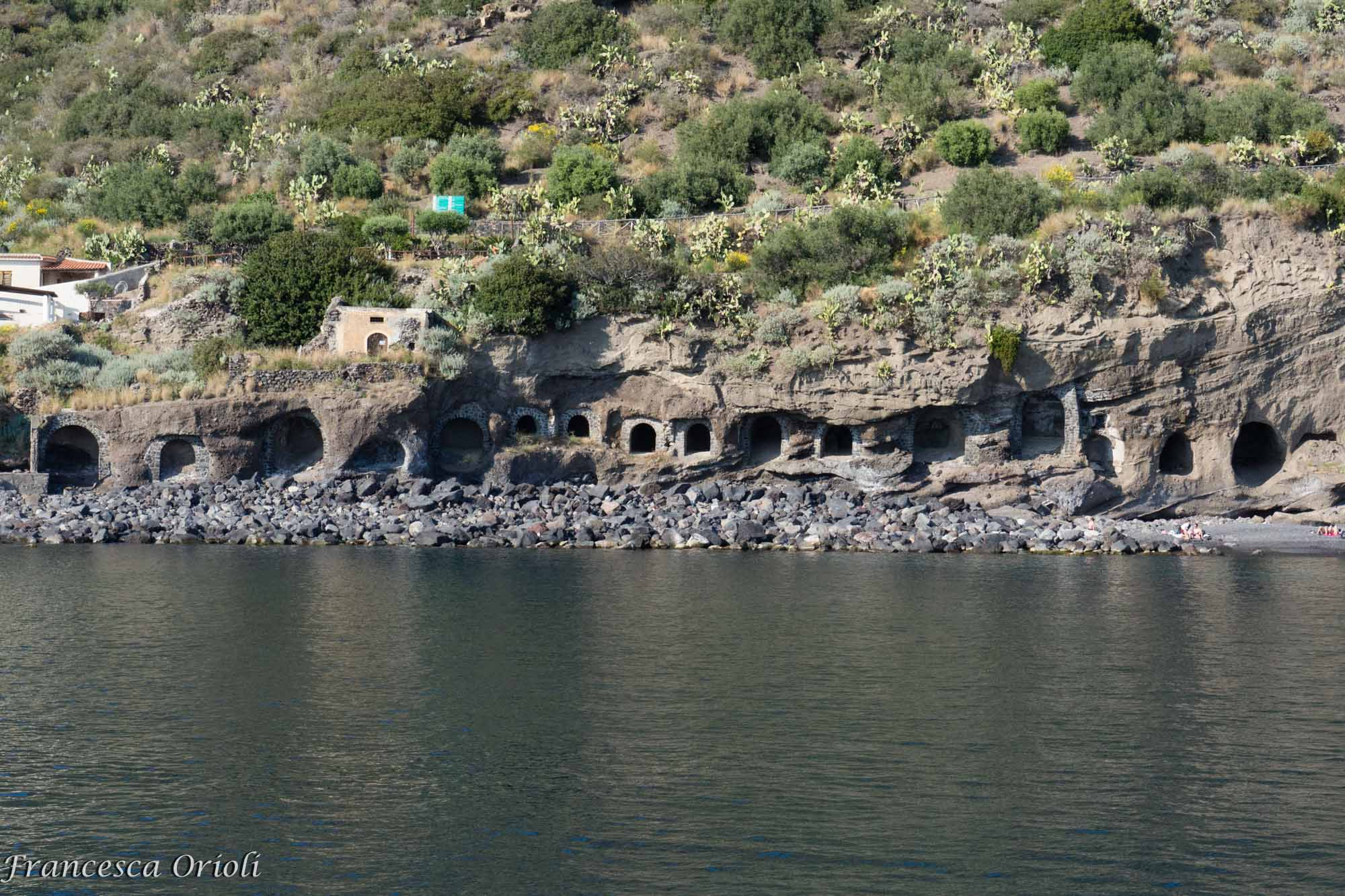 Filicudi-grotte