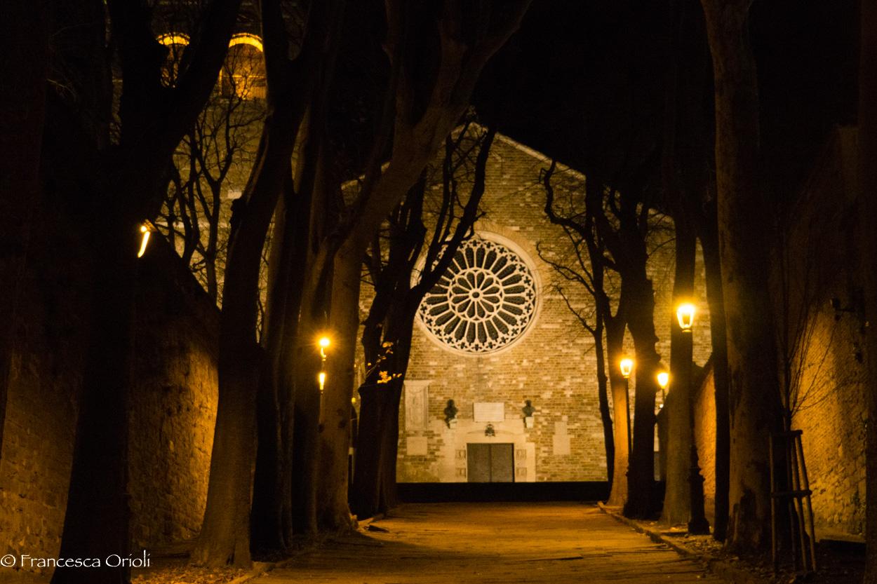La basilica di San Giusto