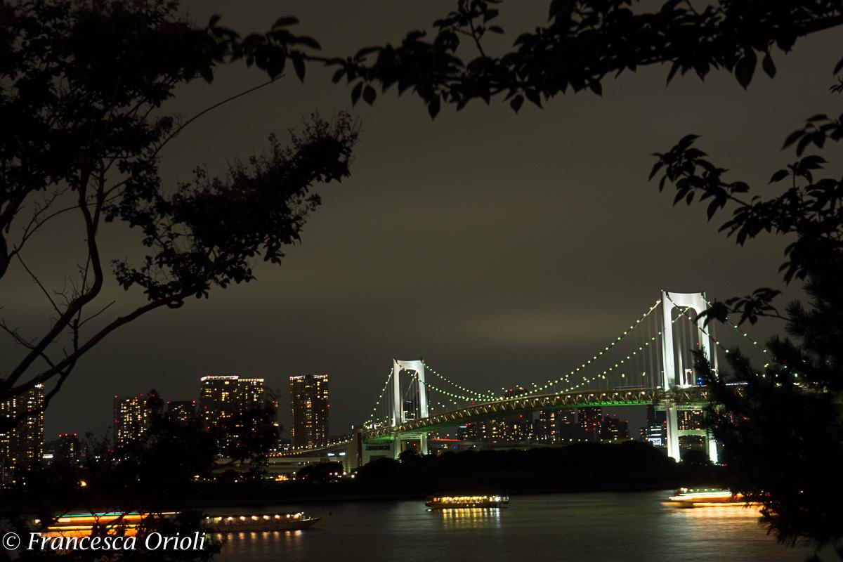 La baya di Tokyo