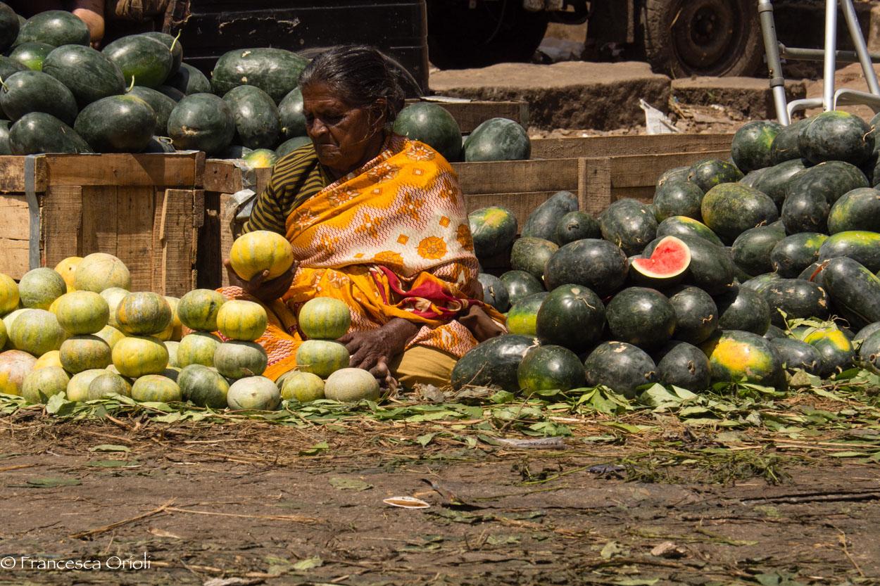 Bengalore Krishnarajendra Market