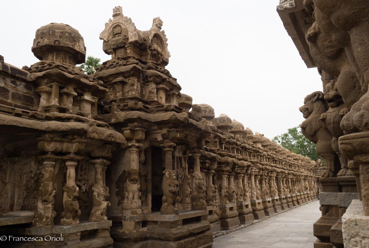 Kanchipuram Kailasanathar Temple