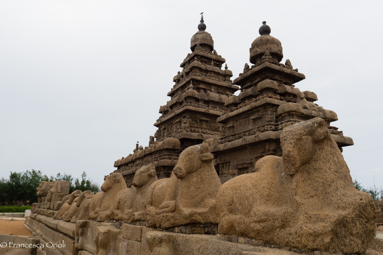 Mammallapuram Shore Temple