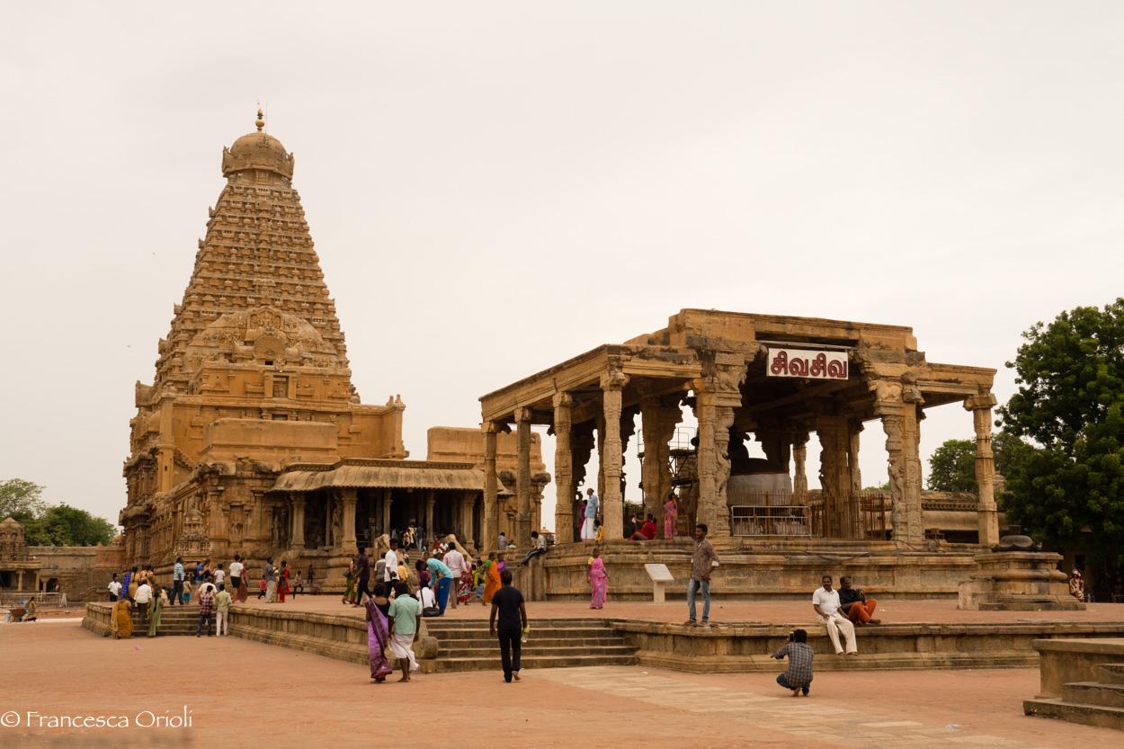 Thanjavur Brihadishwara Temple