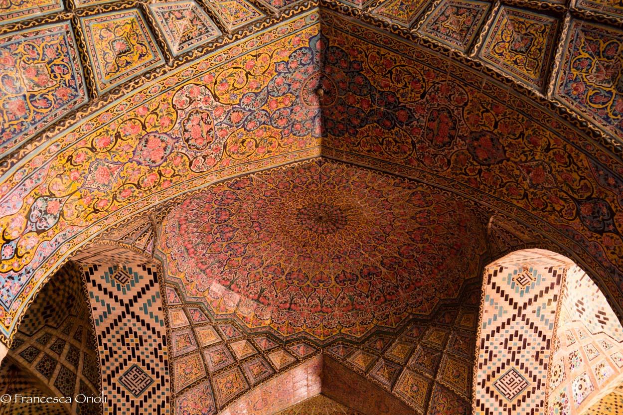 03 Shiraz moschea Nasir-Al-Molk