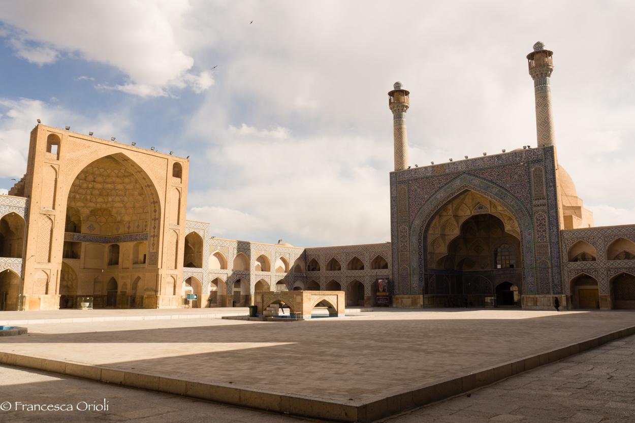 28 Isfahan moschea del venerdi
