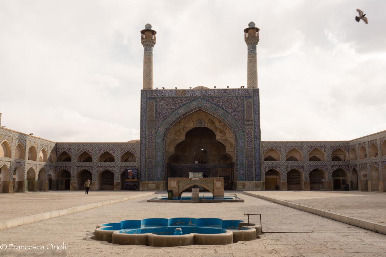 29 Isfahan moschea del venerdi