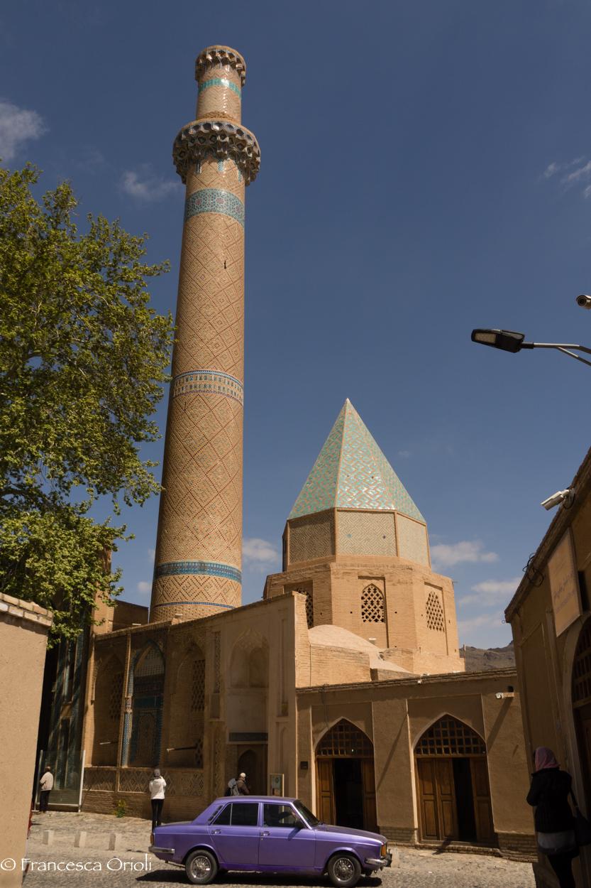 32 moschea di Natanz