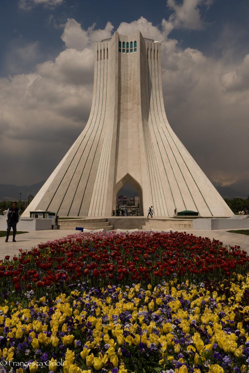 36 Azadi Tehran