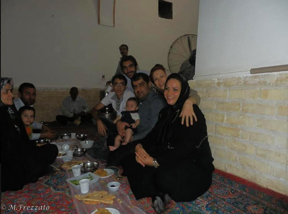 Ospiti-familia-iraniana