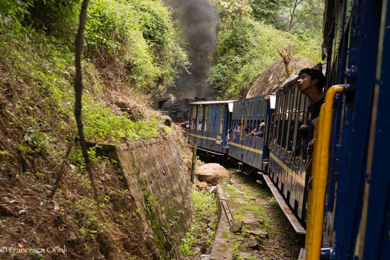 Trenino blu 11