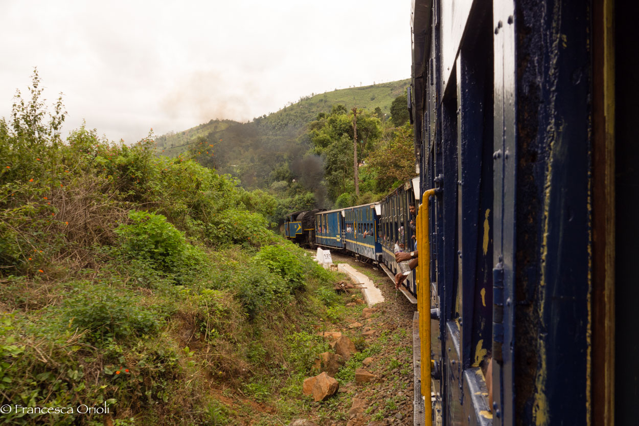 Trenino blu 20