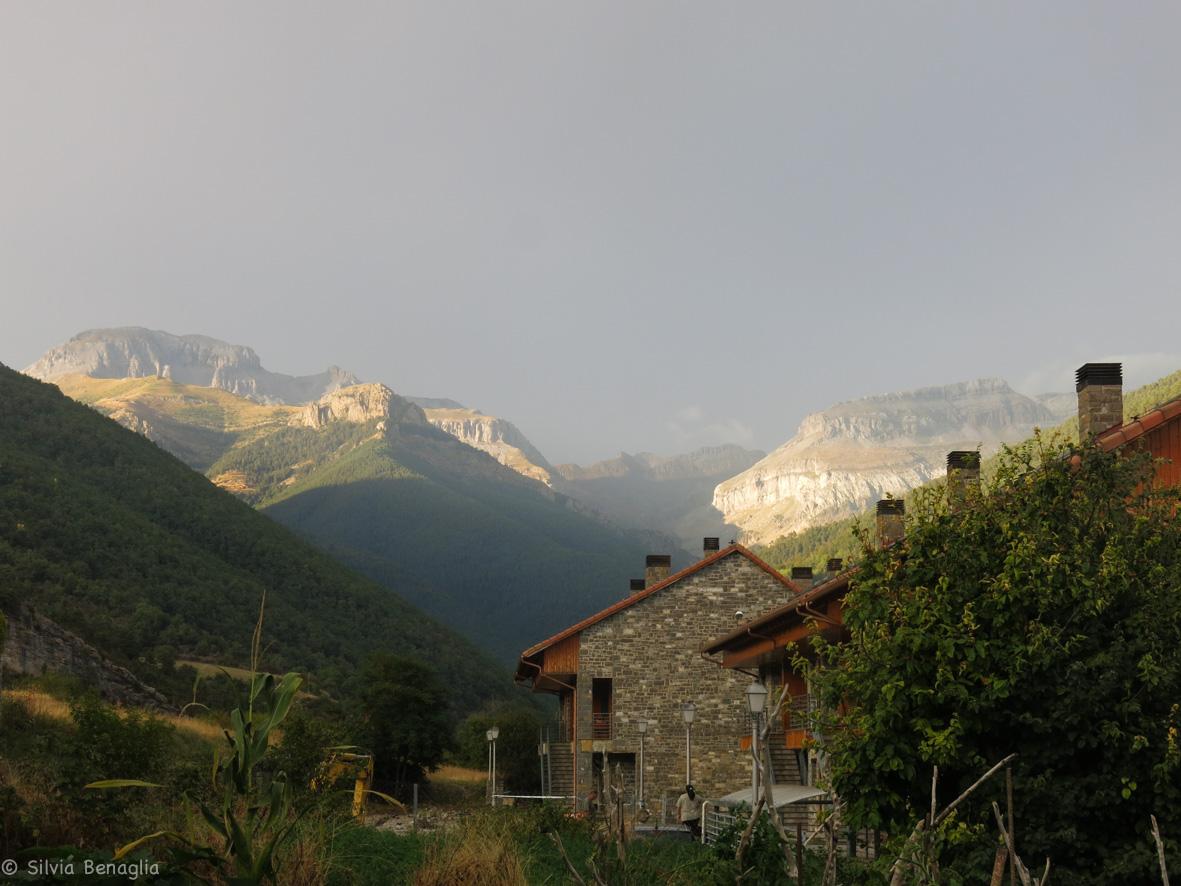 Quinta tappa - arrivo Aragues del Puerto
