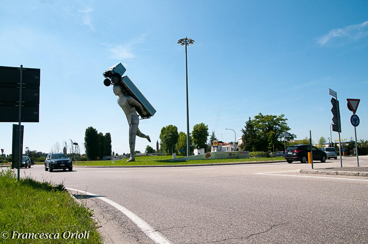 Monumento al camionista