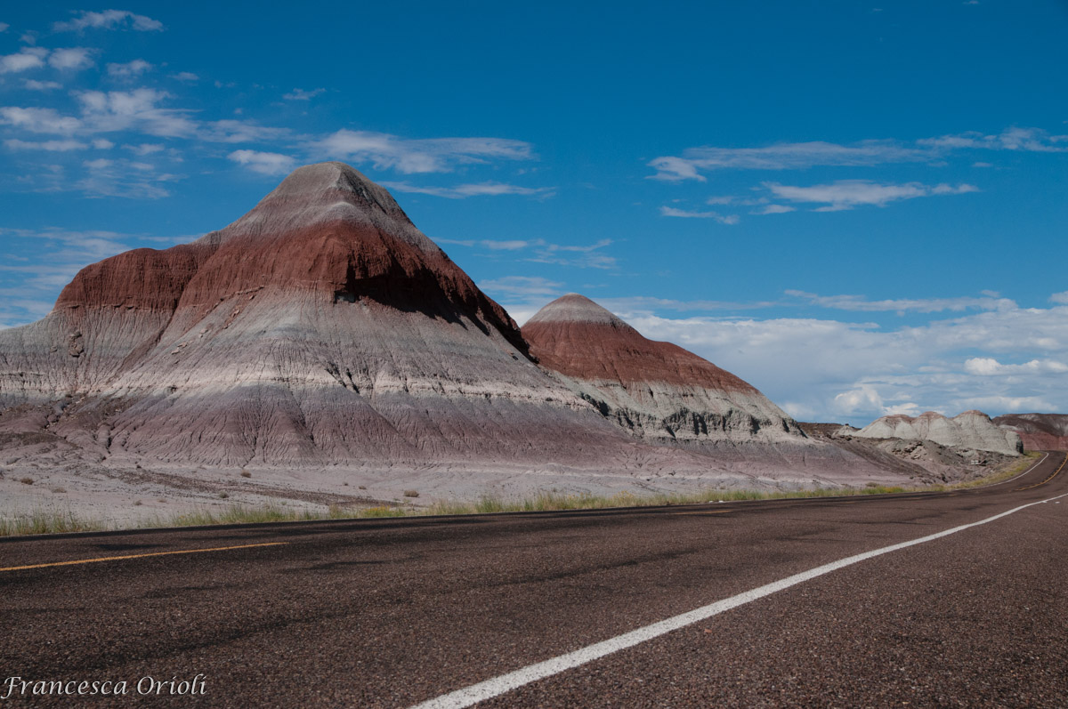 Painted Desert The Tapees