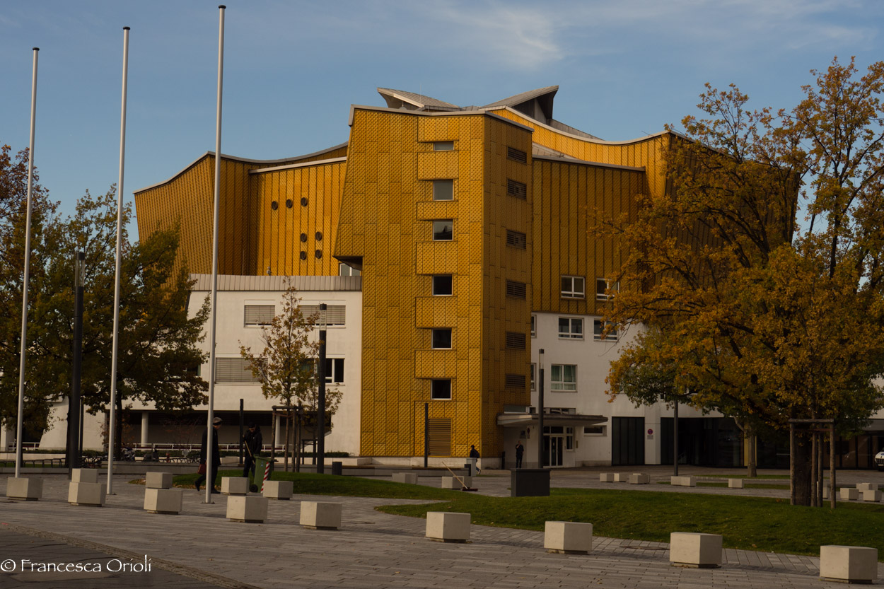 Kammermisik Haus, sede della Filarmonica di Berlino