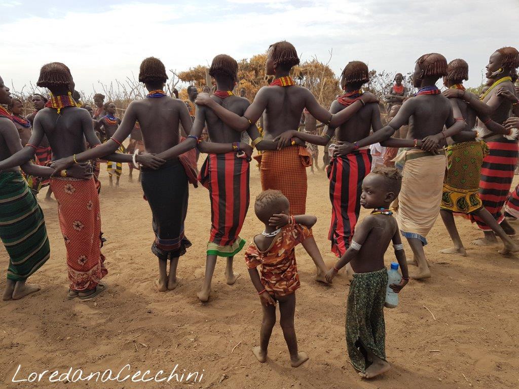 Ragazze della tribù Dassanetch