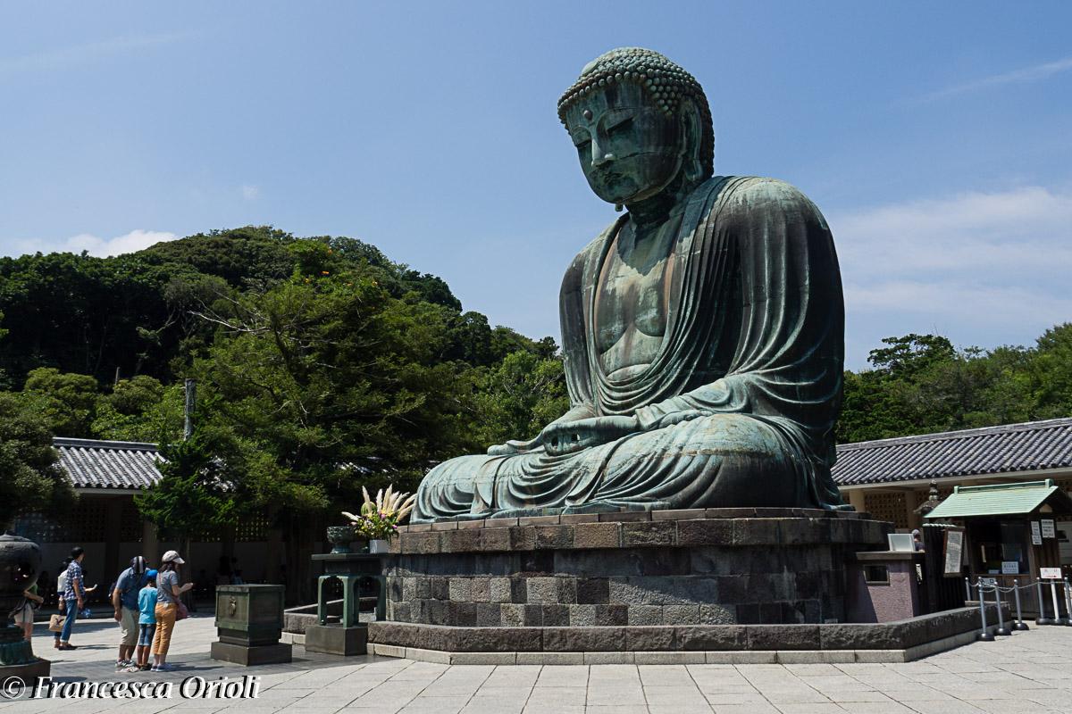 Kamakura Daibutsu - Il Grande Buddha