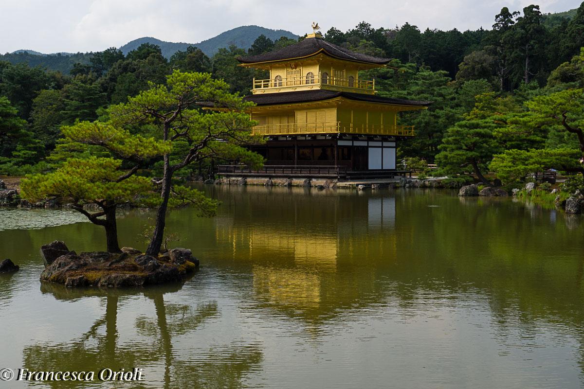 Kyoto Padiglione Oro