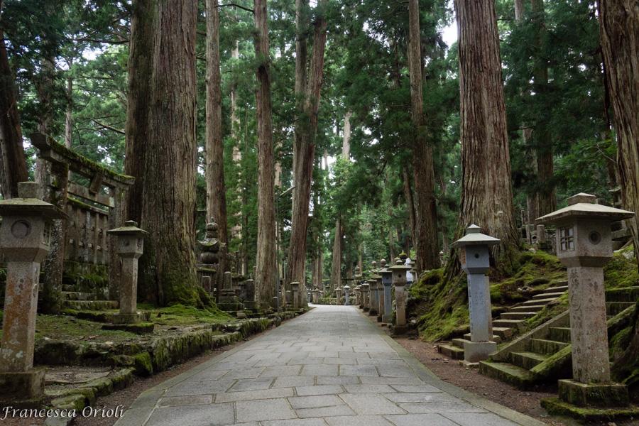 complesso cimiteriale di Okunoin