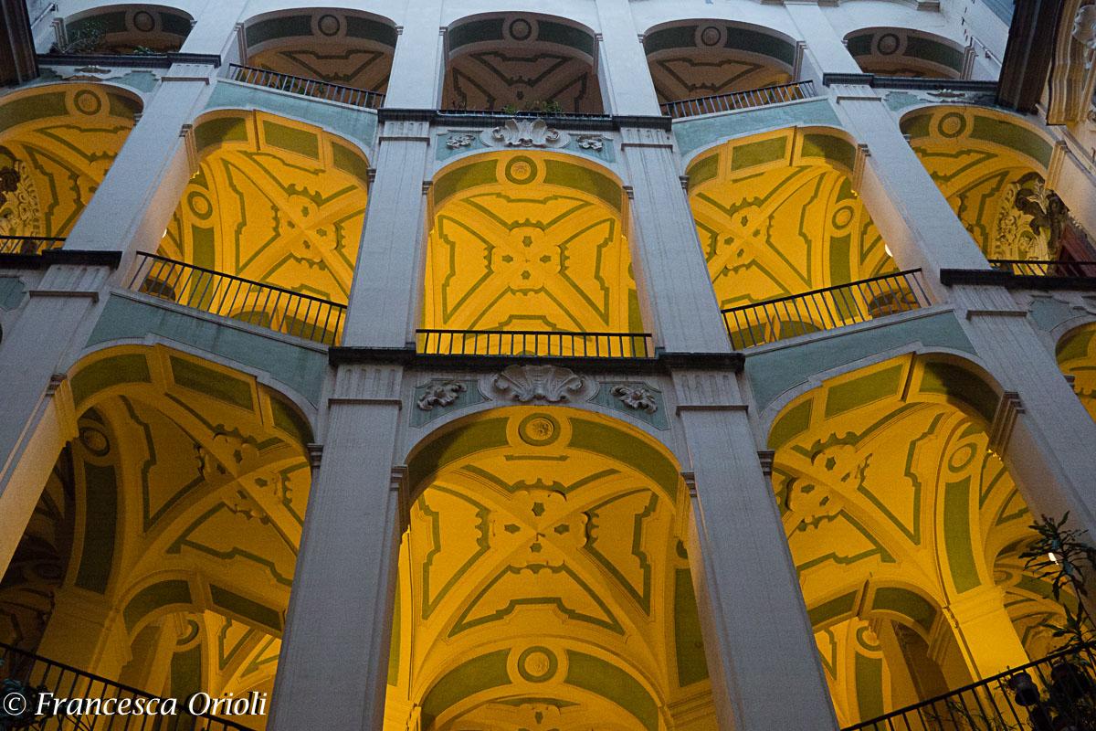 Palazzo dello Spagnuolo - Rione Sanità