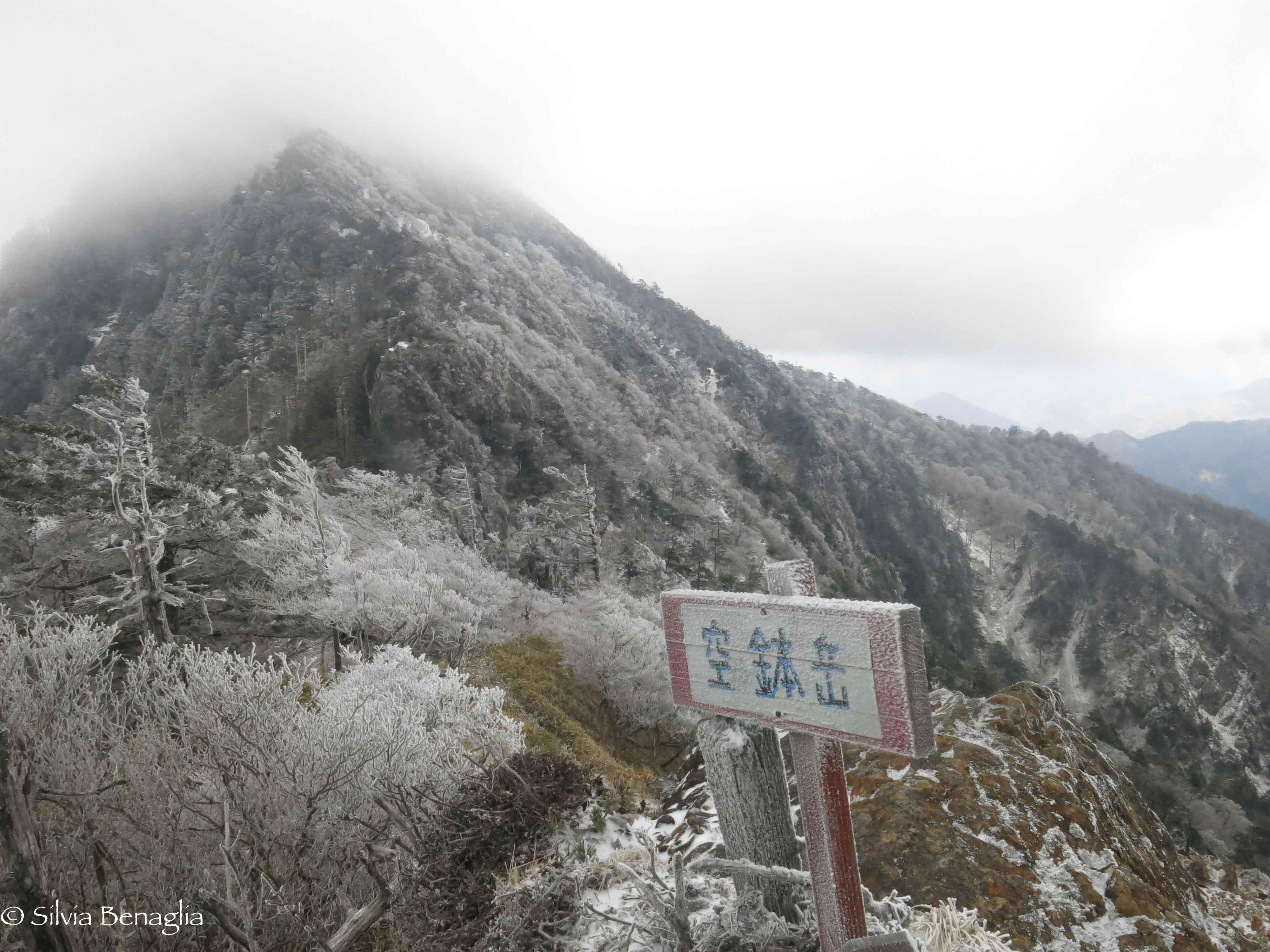 IV gg, verso il monte Shakka