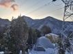 VIgg, risveglio sotto la neve presso il pilone dell'alta tensione