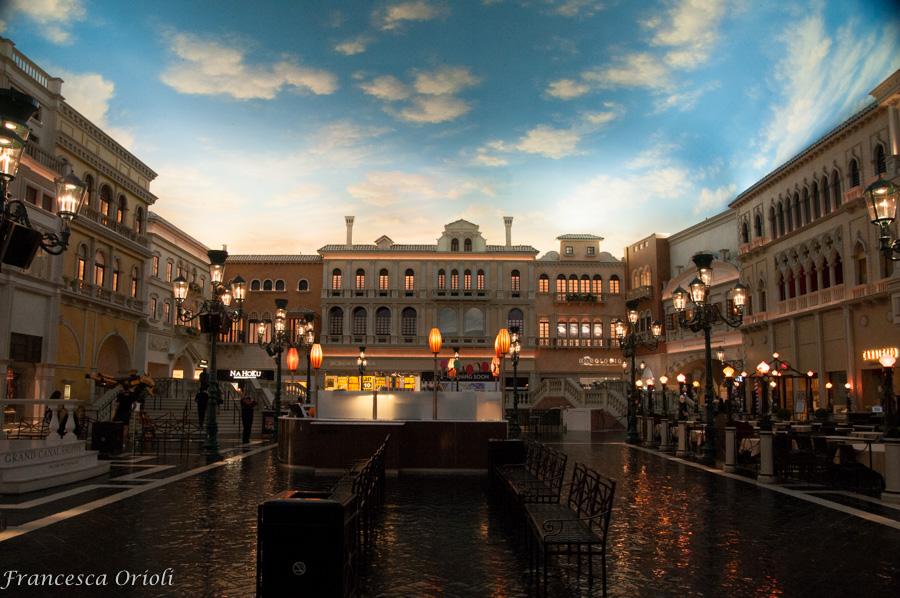 Il pavè di piazza San Marco