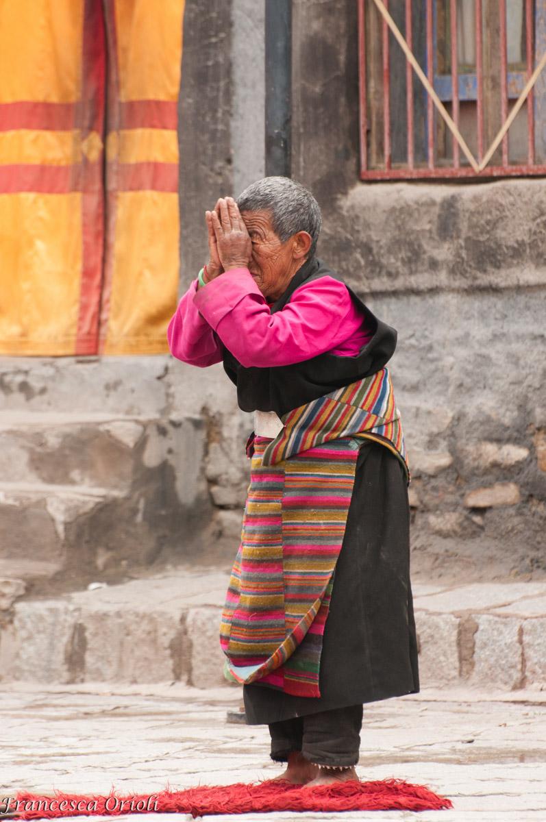 Preghiera e prosternazione