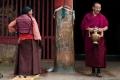 Attività quotidiane nel monastero