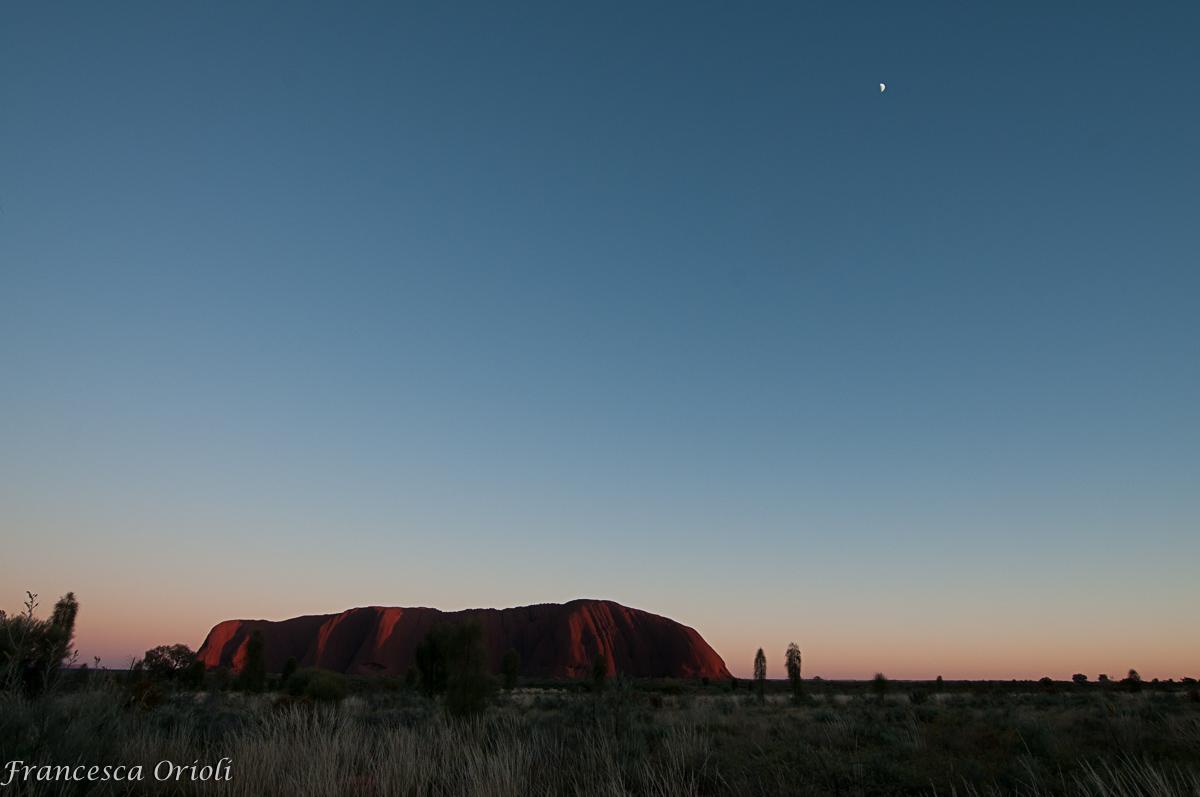 Uluru-Ayes Rock