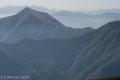 In cresta da Capanne di Cosola a Cavalmurone